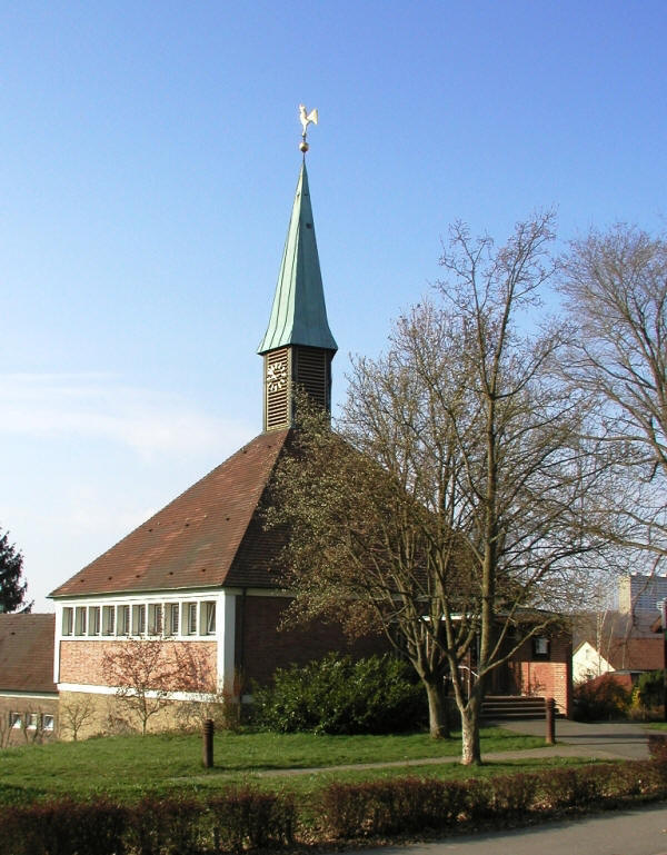 Schönberg Kirche
